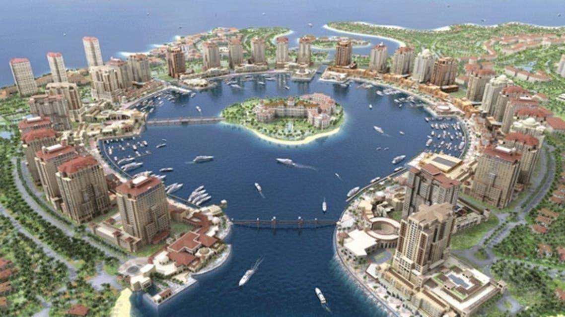مشروع عقاري في قطر