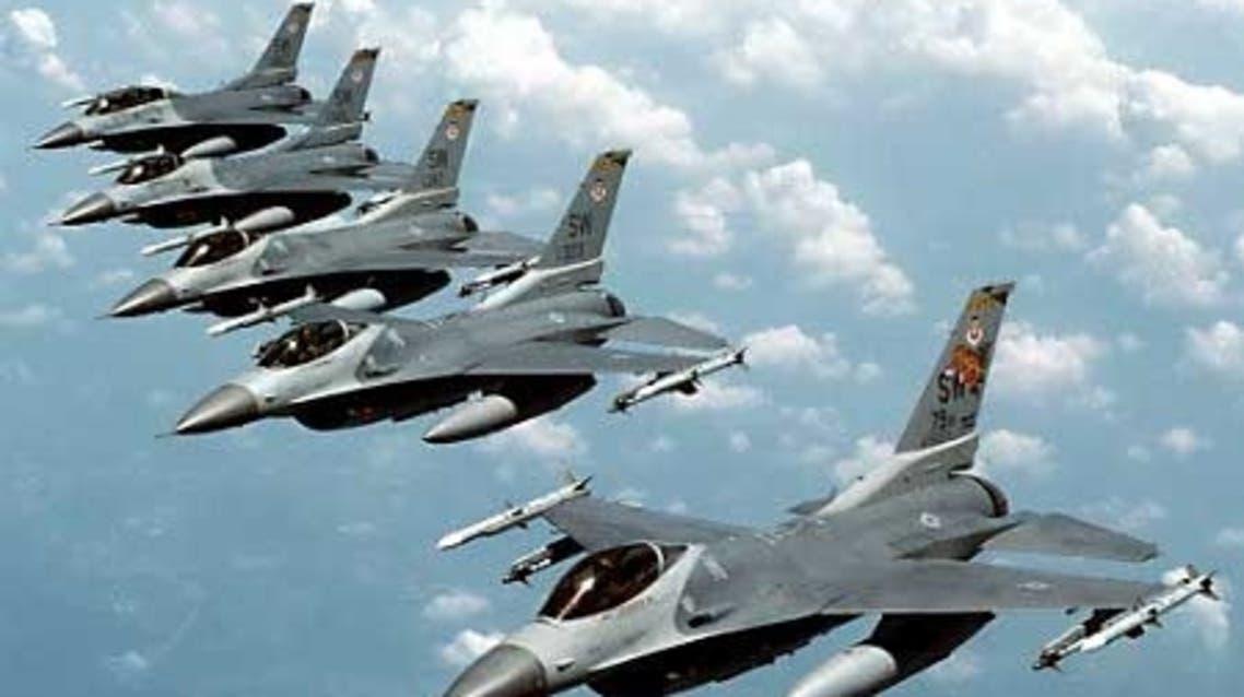 مقاتلات أميركية