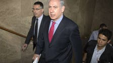 Netanyahu tells ministers stay silent on Syria