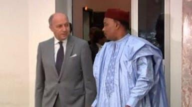 فرنسا تدعو إلى تحرك ضد المتشددين في جنوب ليبيا