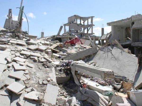تقديرات رسمية: 1.5 تريليون ليرة خسائر الحرب في سوريا