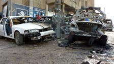 Baghdad blasts kill 14, extending sectarian bloodshed