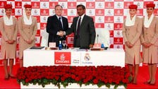 Emirates extends sponsorship deal with Real Madrid