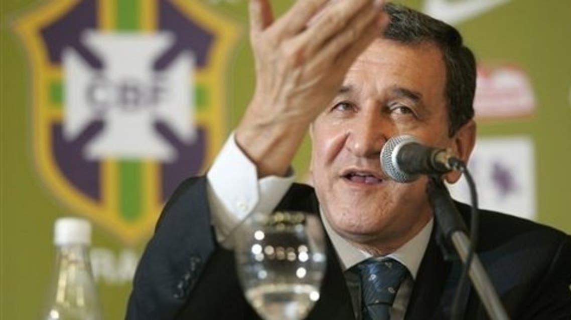 منسق المنتخب البرازيلي  بيريرا