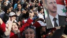 Italian models claim they were paid for pro-Assad demo