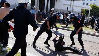 """قوات الأمن المغربية تقمع تظاهرات مناهضة لـ""""موازين"""""""