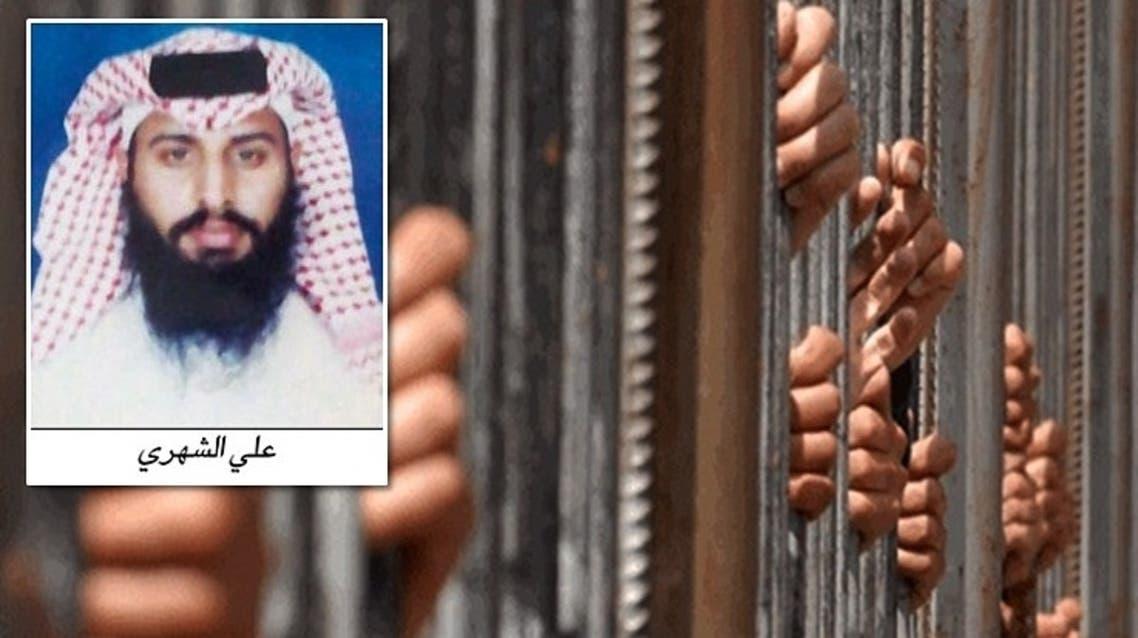 السجين السعودي في العراق علي بن حسن الشهري