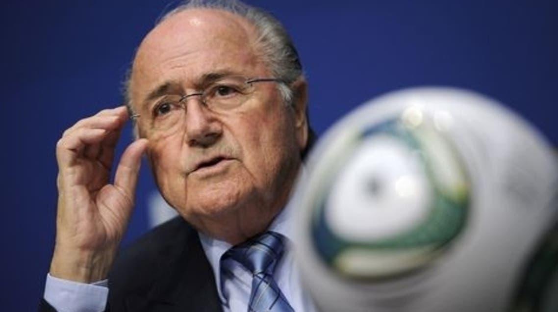 FIFA president Sepp Blatter (AFP)