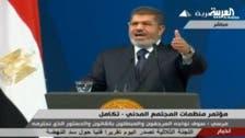 Egypt's media figures speak out against Mursi