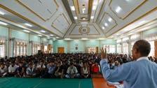 Myanmar Muslims find shelter in Buddhist monastery