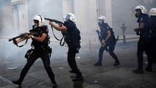 Erdogan defies unrest, vows to rebuild Ottoman barracks