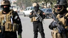 Iraq says Qaeda poison gas cell busted in Baghdad