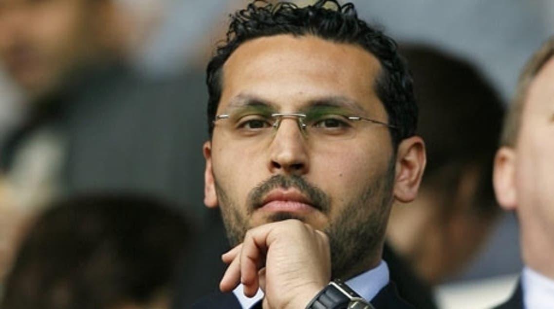 Manchester City chairman Khaldoon Al Mubarak AFP