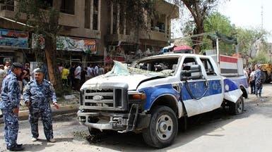 مقتل 8 عناصر أمن أكراد في هجوم انتحاري في العراق