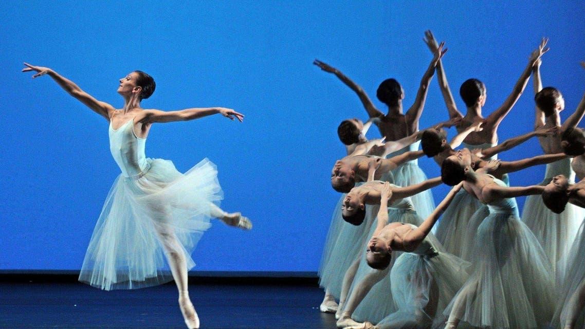 Ballet dancing (AFP)