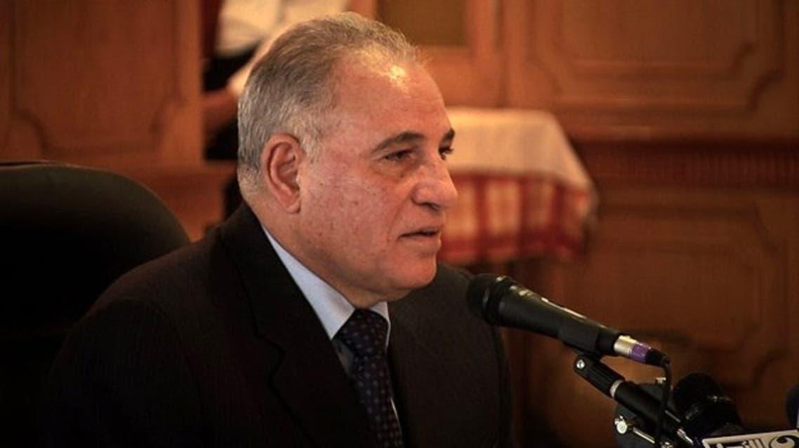 المستشار أحمد الزند