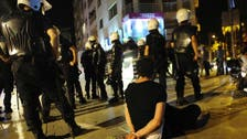 Turkish police fire tear gas as protests spread