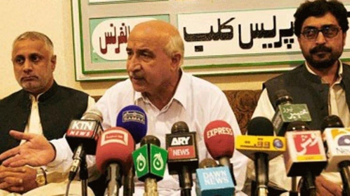 Dr Abdulmalik Baloch