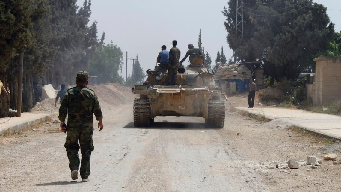 قوات الأسد