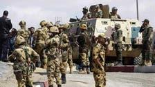 مصر: سیناء میں بم دھماکا، سات فوجی ہلاک