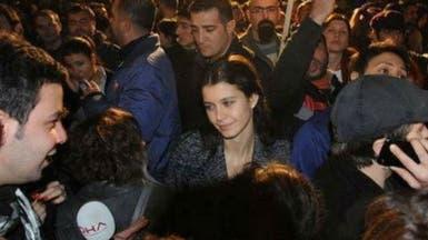 احتجاجات تركيا بنكهة فنية مع مشاركة نجوم ونجمات الدراما