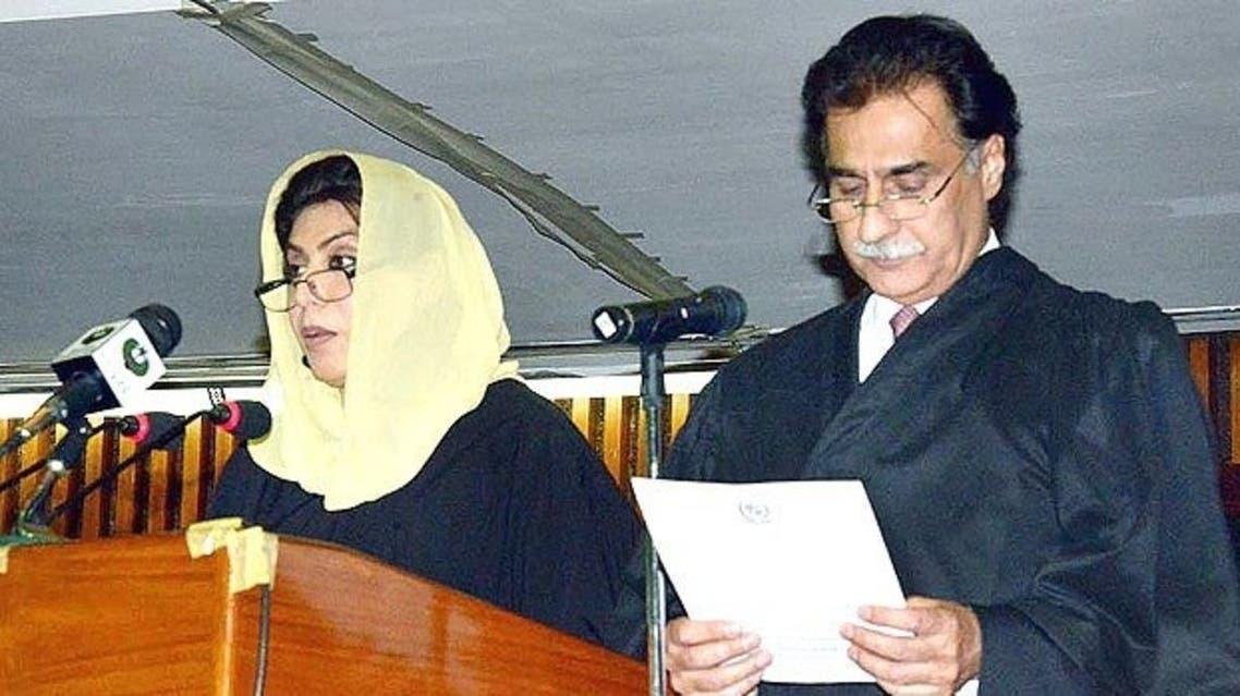 Ayaz Sadiq speaker-oath