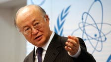 IAEA head says 'going around in circles' with Iran