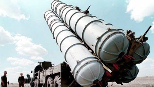 صواريخ إس-300 الروسية