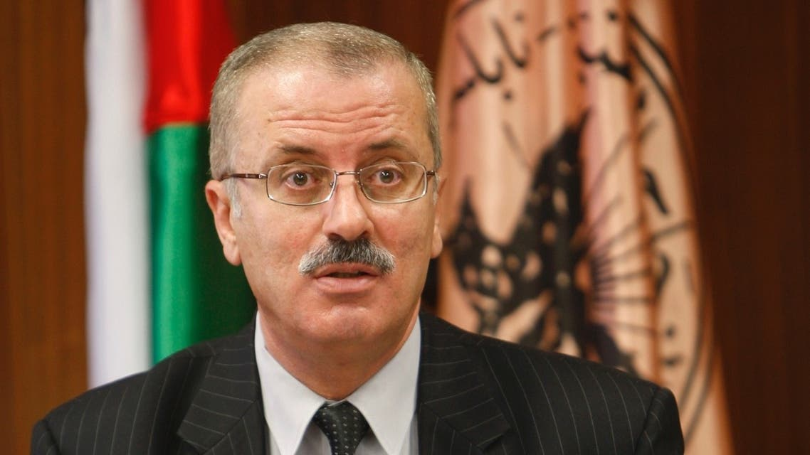 Rami Hamdallah, president of al-Najah National University, speaks during a meeting at the university in the West Bank city of Nablus February 14, 2010. (REUTERS)