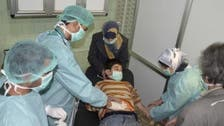 Watchdog: Chlorine gas used 'systematically' in northern Syria