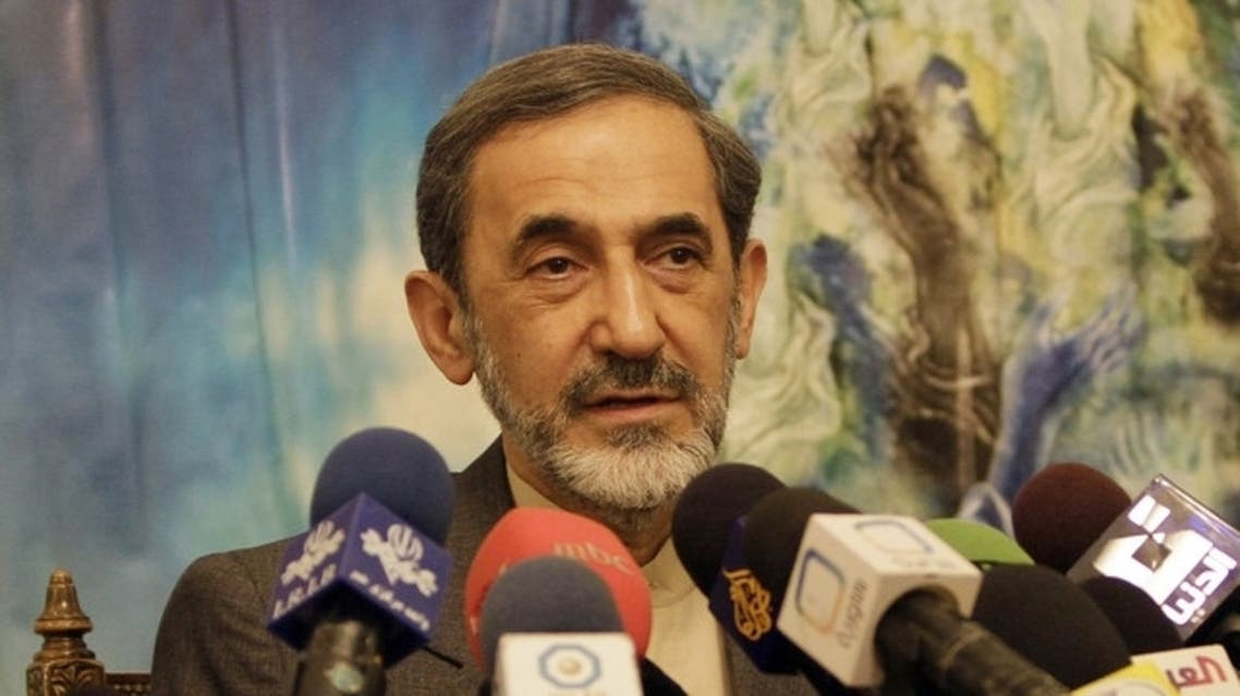 Ali Akbar Velayati was Iran's top diplomat from 1981 to 1997 and now serves as an adviser to supreme leader Ayatollah Ali Khamenei. (File photo: AFP)