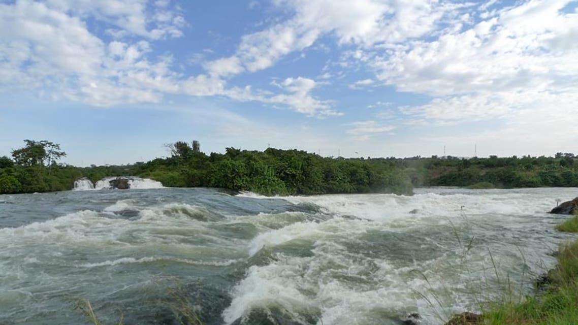 منابع نهر النيل في أوغندا