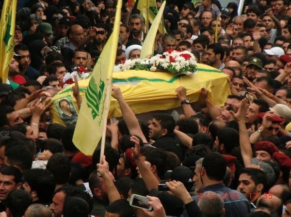 حزب الله يشيع 4 عناصر جُدد قتلوا في سوريا