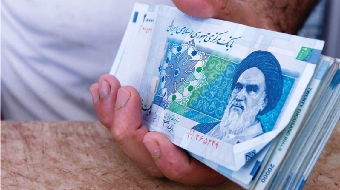 العملة الإيرانية