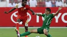 Oman beats Iraq 1-0 in World Cup qualifier