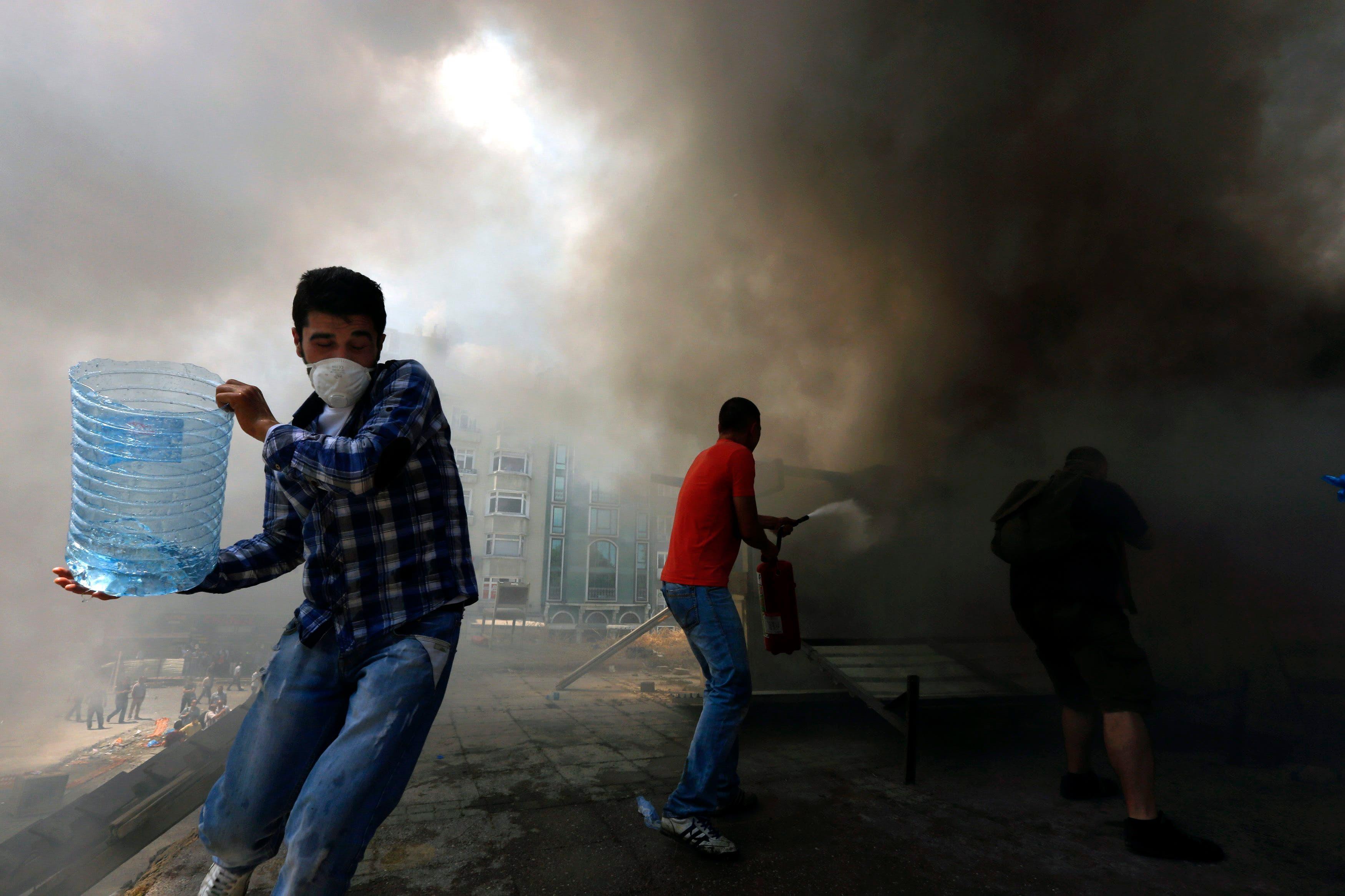 Turkey in crisis