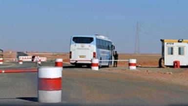 الجزائر تحبط محاولة تهريب أسلحة عبر الحدود مع موريتانيا