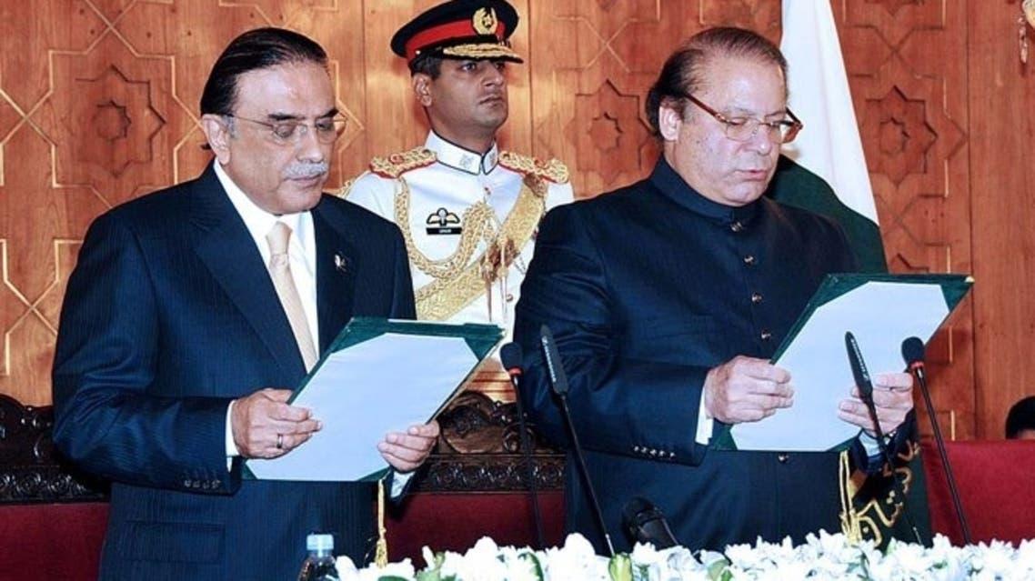 Nawaz Sharif pm_oath