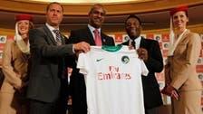 Dubai's Emirates in sponsorship deal with U.S. soccer team Cosmos