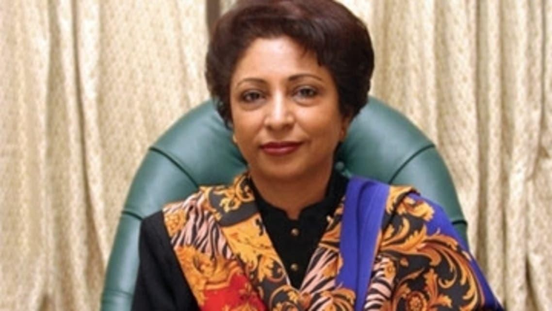 ڈاکٹر ملیحہ لودھی