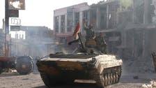Pro-Assad forces attack villages near Qusayr