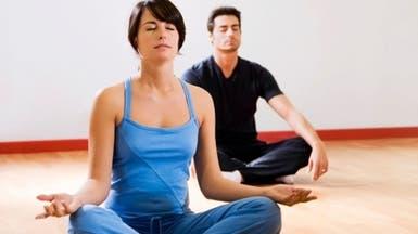 التأمل الذهني يساعد في خفض التوتر بنسبة 40%