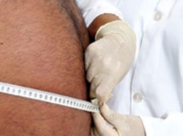 نسبة زيادة الوزن في المجتمع السعودي تصل إلى 35%