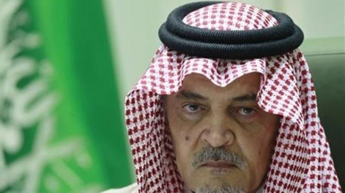 Saud Faisal REUTERS