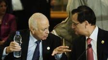 Lebanese FM defends Hezbollah involvement in Syria