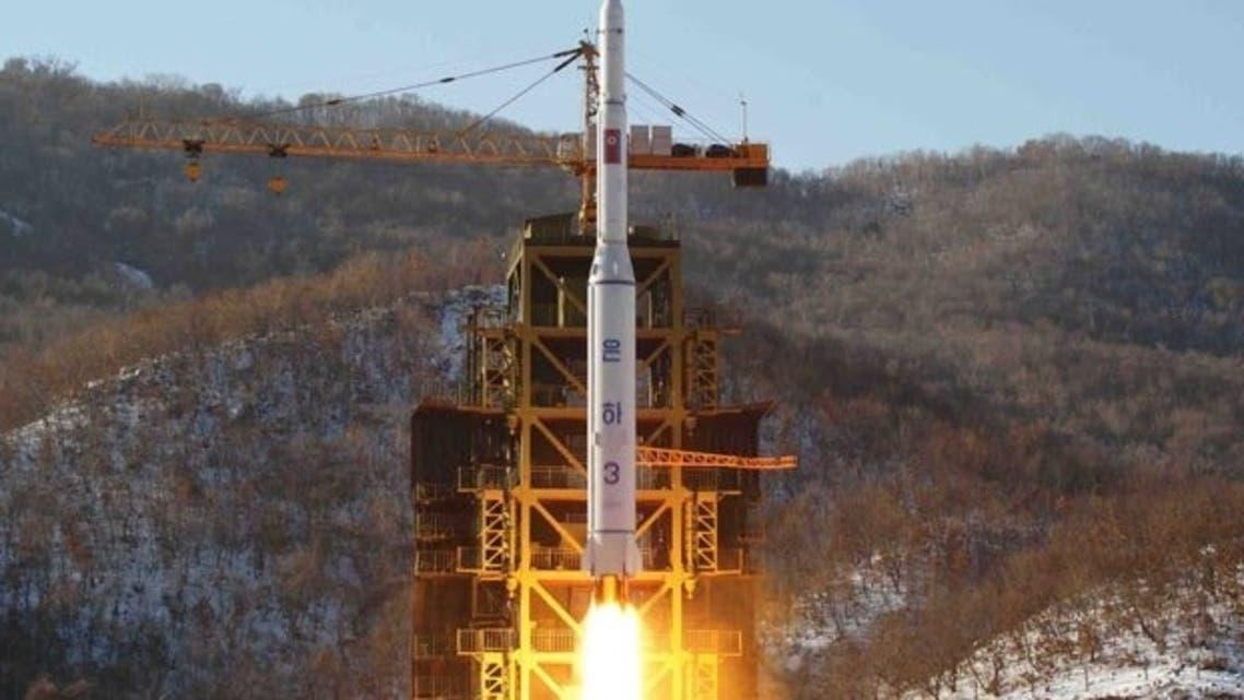 rocket AFP