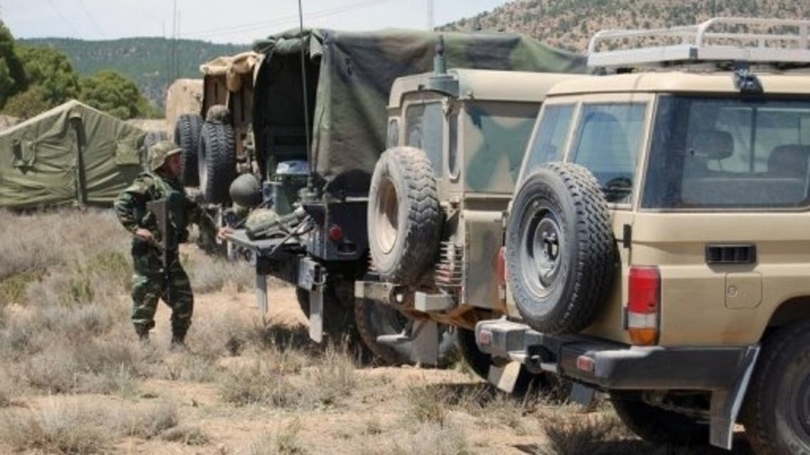 انتشار للقوات التونسية في القصرين