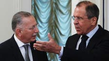 Political solution in Syria a must, says Russian FM
