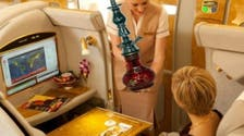 Emirates serving in-flight shisha turns out to be a spoof