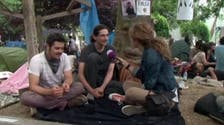 'Here to stay': Turkey protesters remain defiant